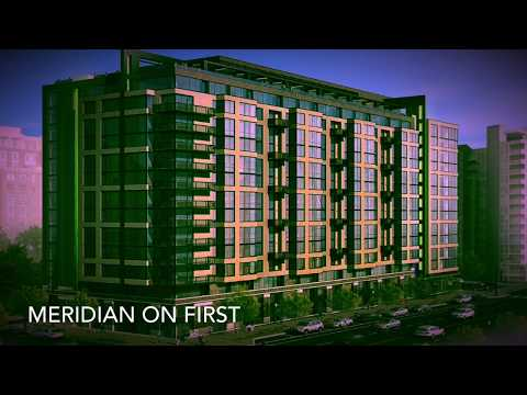 Join Andy on a Tour of Meridian On First and our Navy Yard neighborhood.