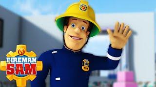 Fireman Sam New Episodes 2016  🚒  1 Hour   Cartoons for Kids 🚒🔥