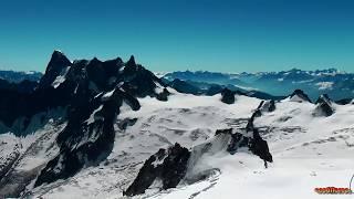 Aiguille du Midi - Mont Blanc - Chamonix, France part1 -Travel,tours,calatorii,circuite turistice