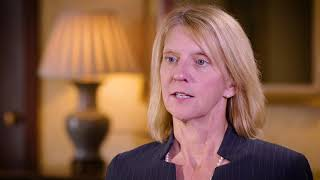 Video of Margie McGlynn talking about what makes a good leader.