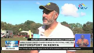 Kabras Sugar's Baldev Charger nearing on 4th overall KNRC title