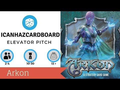 Arkon - Elevator Pitch
