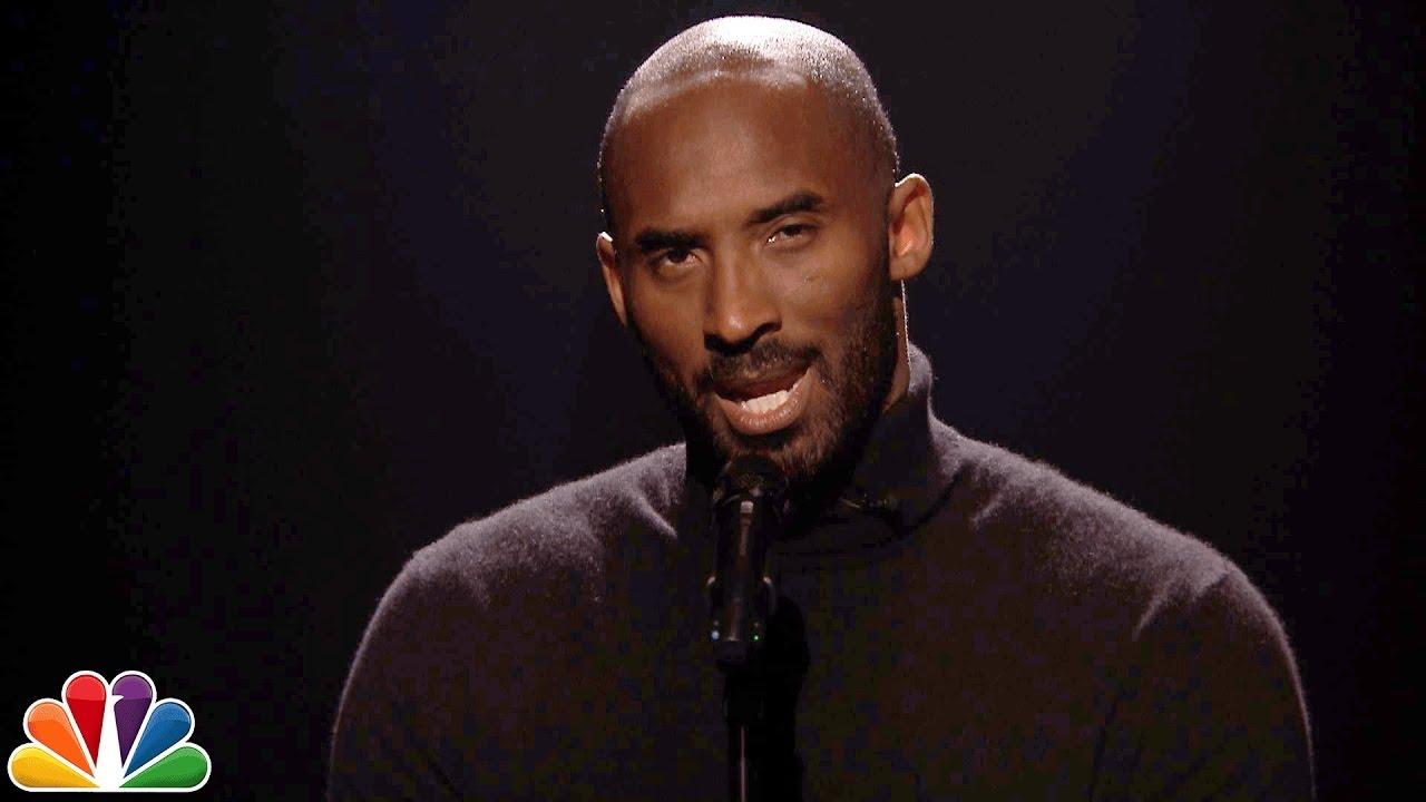 Kobe Bryant Performs Slam Poem About Steve Urkel thumbnail
