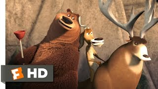 Open Season - Hunting the Hunters Scene (8/10) | Movieclips