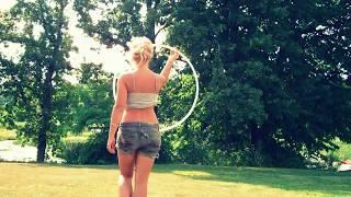 Gabriella J Ricci - Hula Hoop Dance To - Crystallize Lindsey Stirling