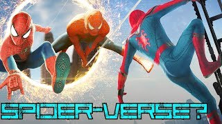 How A Spider-Verse Could Work in the MCU (Tobey Maguire and Andrew Garfield)