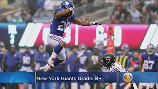 NFL Team Grades Week 13: Giants Fend Off Bears