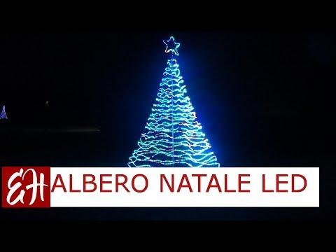 ALBERO NATALE FAI DA TE (DIY CHRISTMAS TREE)