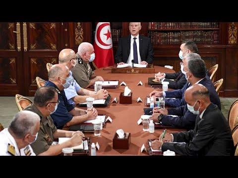 Crise politique en Tunisie : Kaïs Saïed