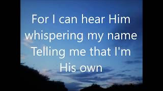 Anointed - The Call - God Is All Around Us (Lyrics)