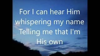 Anointed - The Call - God Is All Around Us (Lyrics)