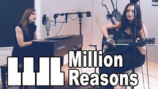 Lady Gaga 'Million Reasons' Cover By Missy Lynn & Morgan Whitney Sister Duo