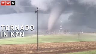 Video goes viral of alleged tornado in KZN