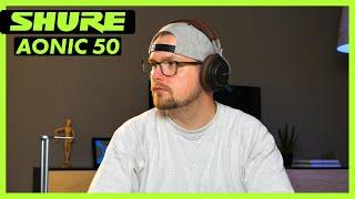 Shure Aonic 50 - Was kann der Premium Kopfhörer? | CH3 Review Test Deutsch