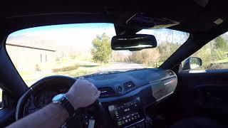 2018 Maserati GranTurismo MC POV Test Drive
