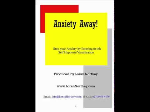 Free video so you can get rid of your anxiety - now!