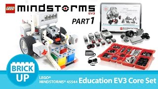 Lego mindstorms education ev3 robot arm most popular videos lego 45544 mindstorms education ev3 core set part1 freerunsca Image collections