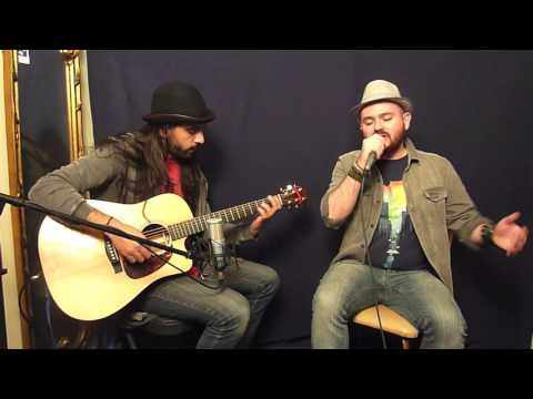 "Acoustic rendition of ""Runnin' (Lose it all)"" by Naughty Boy feat. Beyoncé & Arrow Benjamin"