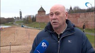 В Великом Новгороде гостит Вячеслав Зайцев