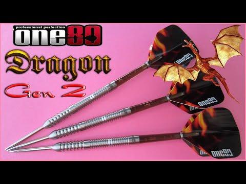 One80 Dragon Gen 2 Darts Review