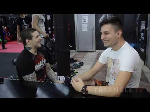 TRIANGLE# Vaso Bakočević| Intervju pred borbu sa Jewtuszkom| Meč na Megdanu| Planovi