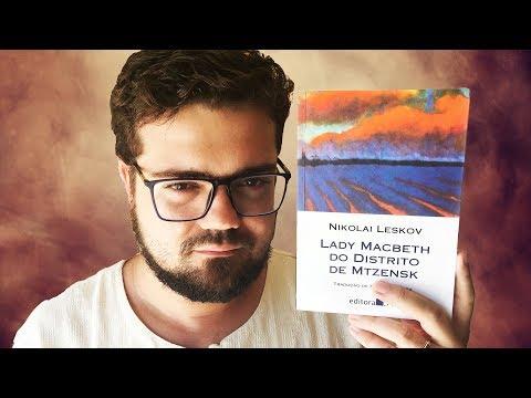 Sobre o livro: Lady Macbeth do Distrito de Mtsensk | Lidos e Curtidos