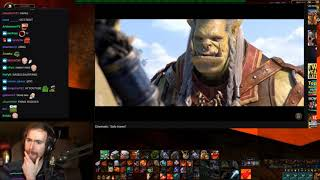 """Asmongold Reacts to: Cinematic: """"Safe Haven"""""""