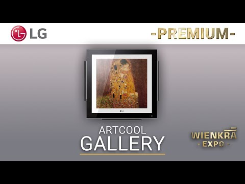 Klimatyzator pokojowy LG ArtCool Gallery | Premium