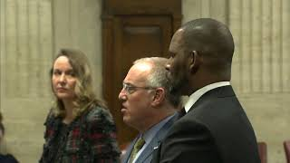 R. KELLY IN COURT: Singer Facing Numerous Charges