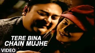 Tere Bina Chain Mujhe Ab Aaye Na Video Song | Tera