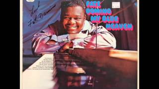 Fats Domino  -  My Blue Heaven  -  L I V E  1965