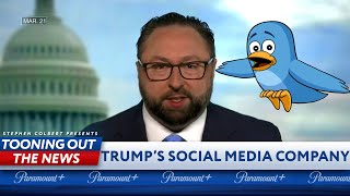Twitter Bird begs Trump not to start his social media company thumbnail