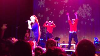 The Dan Band - Rock You Hard This Christmas (live - Boston Ma. 12/07/12)