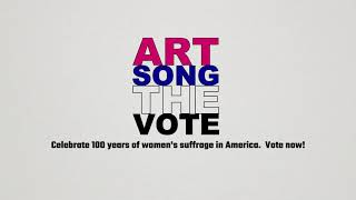 Welcome to My Blog - Votes for Women!
