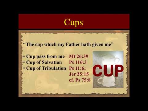 Cup of WRATH Revelation 14
