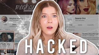 my channel was hacked/stolen & they're still uploading
