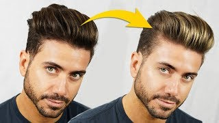 Should Men Get Hair Highlights? Mens Summer Highlights And Hairstyle 2019   Alex Costa