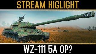 World of Tanks | Stream Highlight #7 - Zweite Runde im 5A