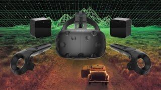 Видео обзор шлема виртуальной реальности HTC Vive