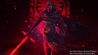 Star Wars: Duel of The Fates & Imperial March | EPIC VERSION