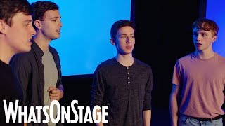 """Dear Evan Hansen in the West End 