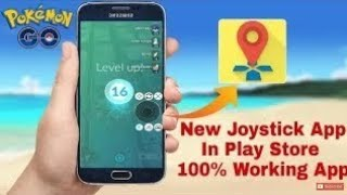 pokemon go joystick hack android 6.0.1