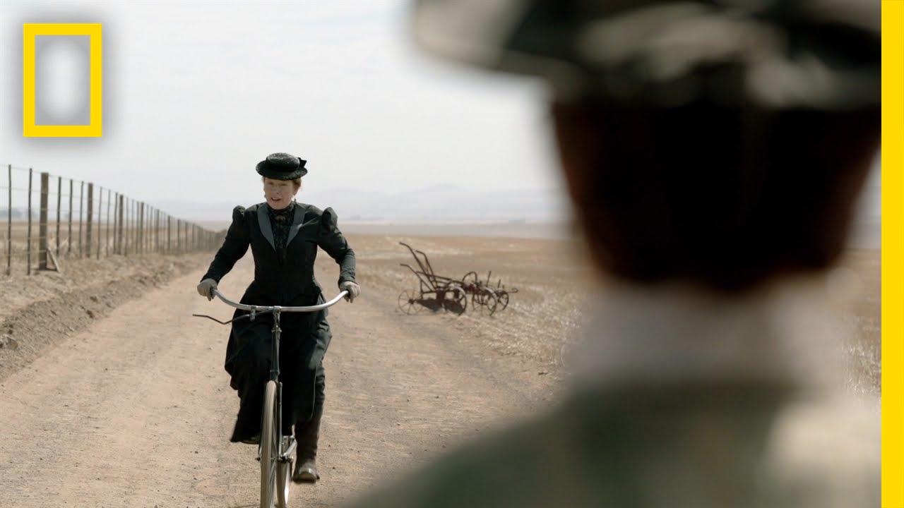 La bicicletta e l'emancipazione femminile