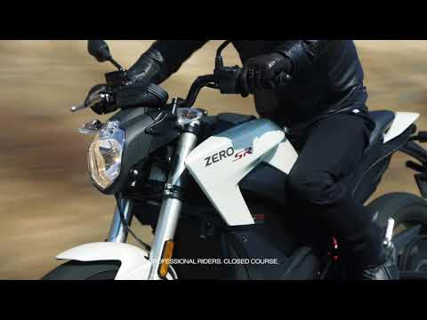 2018 Zero Motorcycles S ZF13.0 + Charge Tank in Sarasota, Florida - Video 1