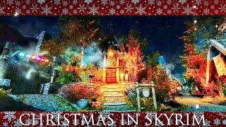 Skyrim mod: Рождество в Скайриме