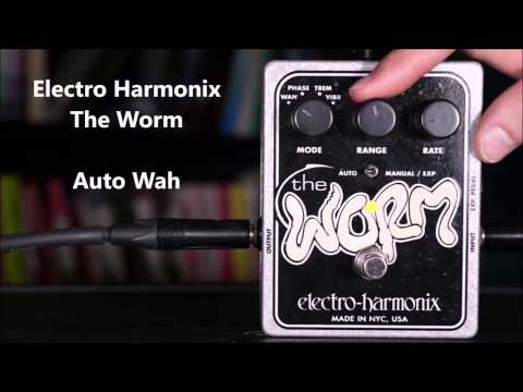 ELECTRO HARMONIX Worm Kytarový efekt