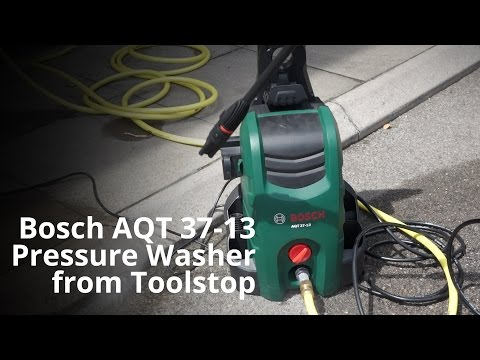 Bosch AQT 37-13 Pressure Washer from Toolstop