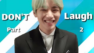 BTS Try not to Laugh challenge (part-2) this is hardest