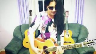 Cris Oliveira   Papo Cabeça (Lulu Santos Cover) #acustico #cancioneiroshow #violao #lulusantos