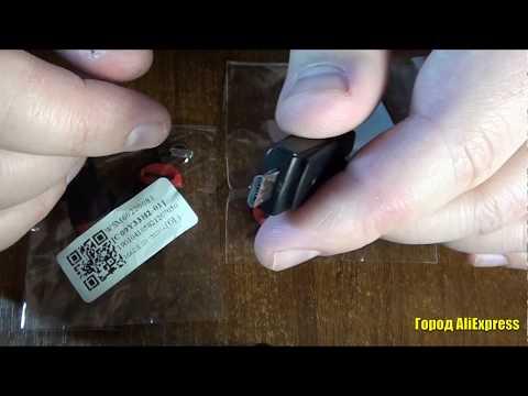 USB 2.0 Micro SD кардридер и OTG переходники